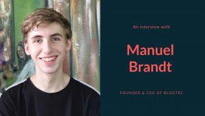 Manuel Brandt Interview