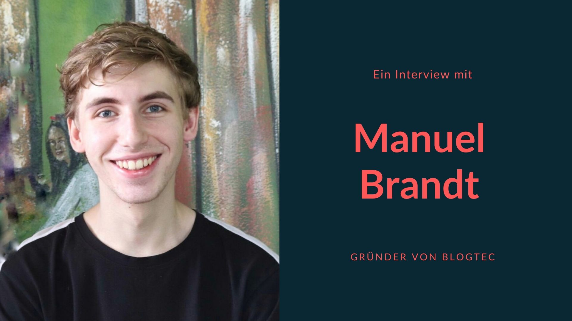 Manuel Brandt Interview