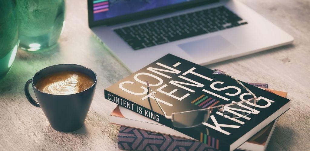 Suchmaschinen Platzierung Content is King