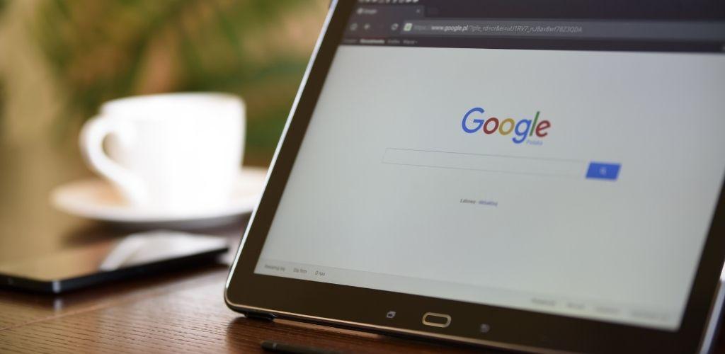 Inhalte entfernen auf google