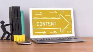remove content header