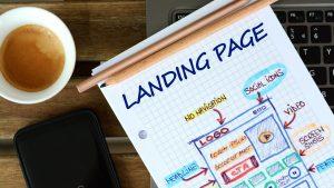 How To Build a Landingpage Header